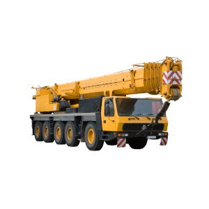 Mobile boom crane operator training