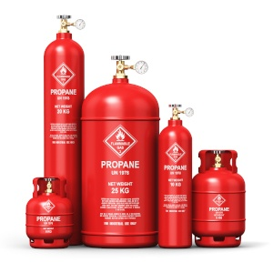 Propane in Roofing